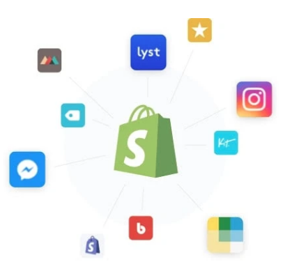 Sell online everywhere Instagram and Facebook